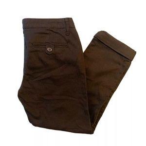 Freestyle Revolution   Black Chino Capri  Pants